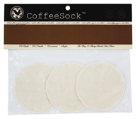 CoffeeSock - Disc Style Filters - 3 Count