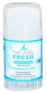 Naturally Fresh - Deodorant Crystal Twist Up Stick with Aloe Vera Fragrance Free - 4.25 oz.