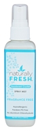 Naturally Fresh - Deodorant Crystal Spray Mist Fragrance Free - 4 oz.