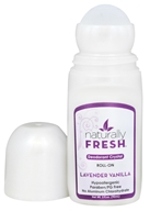 Naturally Fresh - Deodorant Crystal Roll-On Lavender Vanilla - 3 oz.