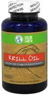 Color Earth - Krill Oil - 60 Softgels