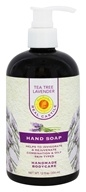Sunfeather - Liquid Hand Soap Tea Tree Lavender - 12 oz.