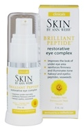 Skin by Ann Webb - Brilliant Peptide Restorative Eye Complex - 0.5 oz.