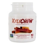 XyliChew - Sugar Free Soft Chewing Gum Cinnamon - 60 Piece(s)
