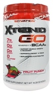 Scivation - Xtend Go Energy + BCAAs Fruit Punch - 14.39 oz.