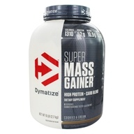 Dymatize Nutrition - Super Mass Gainer Cookies & Cream - 6 lbs.