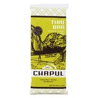 Chapul - Cricket Protein Thai Bar Coconut, Ginger & Lime - 1.9 oz.