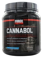 Force Factor - Cannabol Anabolic Amino Acid Matrix Blue Raspberry Lemonade - 0.93 lbs.