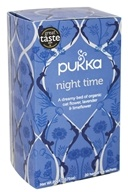 Pukka Herbs - Organic Herbal Tea Night Time - 20 Tea Bags
