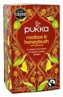 Pukka Herbs - Organic Herbal Tea Rooibos & Honeybush with Ginseng - 20 Sachet(s)