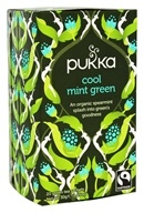Pukka Herbs - Organic Herbal Tea Cool Mint Green - 20 Tea Bags