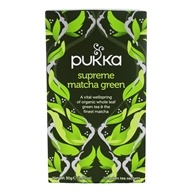 Pukka Herbs - Organic Herbal Tea Supreme Matcha Green - 20 Sachet(s)