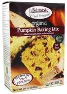 Namaste Foods - Organic Pumpkin Baking Mix - 30 oz.