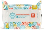 The Honest Company - Honest Free and Clear Dryer Cloths - 32 Cloth(s)