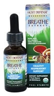 Fungi Perfecti - Host Defense Mushrooms Breathe Extract - 1 oz.