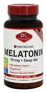 Olympian Labs - Melatonin Time Release 10 mg. - 60 Vegetarian Tablets