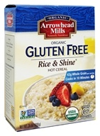 Arrowhead Mills - Organic Rice and Shine Hot Cereal - 24 oz.