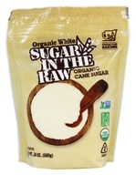 In The Raw - Organic White Sugar In The Raw Sugar Cane Sugar - 24 oz.