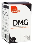 Zahler - DMG 250 mg. - 90 Chewable Tablets