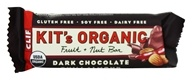Clif Bar - Kit's Organic Fruit & Nut Bar Dark Chocolate Chili Almond - 1.62 oz.