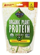 Organic Plant Protein Grain Free Smooth Energy - 9 oz.