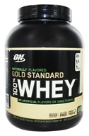 Optimum Nutrition - 100% Whey Gold Standard Natural Protein Vanilla - 4.8 lbs.
