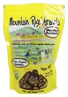 Mountain Rise Organics - Organic Granola Monkey Business - 13 oz.