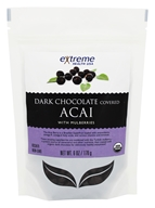 Extreme Health USA - Acai with Mulberries covered in Dark Chocolate - 6 oz.