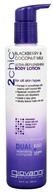 Giovanni - 2Chic Ultra-Replenishing Body Lotion Blackberry & Coconut Milk - 8.5 oz.