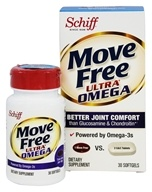 Schiff - Move Free Ultra Omega - 30 Softgels