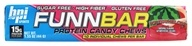 BPI Sports - FunnBar Protein Candy Watermelon - 10 Chews