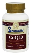 Nutralife - CoQ10 200 mg. - 60 Capsules