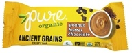 PureBar - Pure Organic Ancient Grains Nut Bar Peanut Butter Chocolate - 1.23 oz.