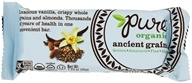 PureBar - Pure Organic Ancient Grains Nut Bar Vanilla Almond - 1.23 oz.