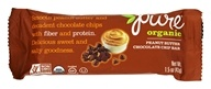 PureBar - Pure Organic Fruit & Nut Bar Peanut Butter Chocolate Chip - 1.5 oz.