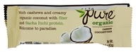 PureBar - Pure Organic Fruit and Nut Bar Cashew Coconut - 1.5 oz.