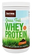 Jarrow Formulas - Whey Protein Grass Fed Chocolate - 13.8 oz.