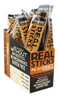 Vermont Smoke and Cure - Real Sticks Beef Stick with BBQ Seasonings - 1 oz.