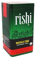 Rishi Tea - Masala Chai Organic Loose Leaf Black Tea - 3 oz.