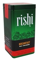 Rishi Tea - Breakfast Organic Loose Leaf Black Tea - 2.29 oz.
