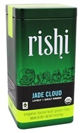 Rishi Tea - Jade Cloud Organic Loose Leaf Green Tea - 1.94 oz.
