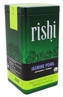 Rishi Tea - Jasmine Pearl Organic Loose Leaf Green Tea - 3 oz.