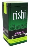 Rishi Tea - Jasmine Tea Organic Loose Leaf Green Tea - 1.94 ...