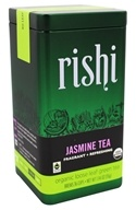 Rishi Tea - Jasmine Tea Organic Loose Leaf Green Tea - 1.94 oz.