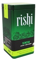 Rishi Tea - Organic Loose Leaf Sencha Green Tea - 2.12 oz.