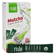 Rishi Tea - Matcha Organic Green Tea - 10 Packet(s)