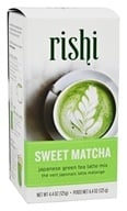 Rishi Tea - Sweet Matcha Japanese Green Tea Latte Mix - 4.4 oz.