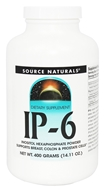 Source Naturals - IP6 Inositol Hexaphosphate Powder - 400 Grams