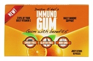 Doctor O'Neil's Immuno Gum - Immune Support Chewing Gum Juicy Citrus - 10 Piece(s)