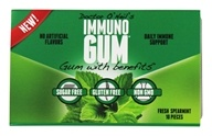 Doctor O'Neil's Immuno Gum - Immune Support Chewing Gum Fresh Spearmint - 10 Piece(s)